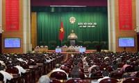 Gesetzesentwürfe zur Organisation des Staatsapparats verabschiedet