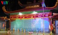 Wasserpuppentheater auf der Insel Phu Quoc