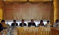 Der Vorsitzende der Vaterländischen Front Vietnams besucht Myanmar