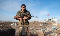 Waffenstillstand in der Ukraine wieder verletzt