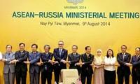 2016: Jahr der russischen Kultur in ASEAN und der Kultur der ASEAN in Russland