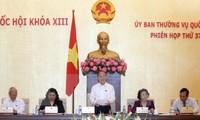 Vorbereitungen für Inhalte der 9. Parlamentssitzung
