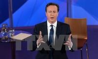 Wahl in Großbritannien: Konservative vorne