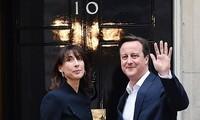 Wahl in Großbritannien: Klarer Sieg für Konservative Partei