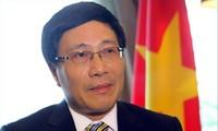 Vietnam respektiert traditionell freundschaftliche Beziehungen