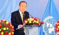Ban Ki-moon: Vietnam ist Zugpferd bei der Reform der UNO