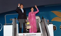 Nguyen Tan Dung auf dem Weg nach Kasachstan