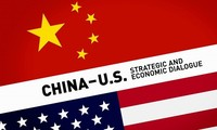 Chinesisch-amerikanischer Strategie- und Wirtschaftsdialog