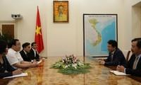 Verstärkung der Zusammenarbeit zwischen Vietnam und ADB