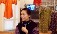 "Thai Kim Lan und die Sammlung ""Ao dai xua"""