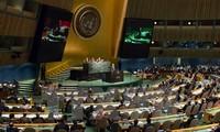 Einigung der UNO auf Plan für nachhaltige Entwicklung