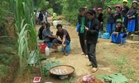 Volksgruppe der Pu Peo mit ihrer eigenen Identität