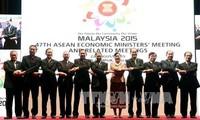 Entschlossen: ASEAN-Wirtschaftsgemeinschaft wird Ende dieses Jahres gegründet