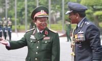 Zusammenarbeit im Verteidigungsbereich zwischen Vietnam und Indien