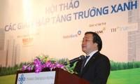 Grünes Wachstum: unentbehrliche Richtung der vietnamesischen Wirtschaft