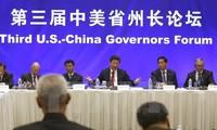 Xi Jinping sagt günstigere Investitionsbedingungen für US-Unternehmen zu