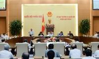 Abschluss der 41. Sitzung des Ständigen Parlamentsausschusses
