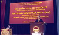 Entwicklungszusammenarbeit zwischen Vietnam, ASEAN und Indien
