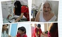"""Projekt """"Hanoi du"""" für arme Menschen"""