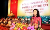 Abschluss der Parteikonferenz der Hauptstadt Hanoi