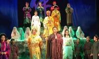 """Vietnamesische Geschichte im Cai Luong-Theaterstück """"Buddha-König"""""""