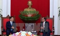Delegation der Kommunistischen Partei Chinas besucht Vietnam