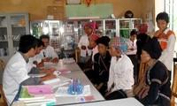 Krankenversicherung dient Verbesserung der Gesundheit der Bedürftigen in Lai Chau