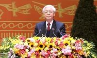 12. Parteitag öffnet neue Entwicklungsphase des Landes
