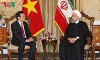 Verstärkung der freundschaftlichen Beziehungen zwischen Vietnam und Iran