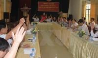 Ha Nam und Ha Giang veranstalten 3. Kommunalsitzungen