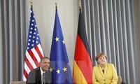 USA und Deutschland betonen Wichtigkeit der transatlantischen Zusammenarbeit
