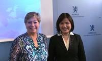 Intensivierung der Zusammenarbeit zwischen Vietnam und Norwegen