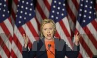 US-Wahlkampf: Clinton setzt sich in neuen Umfragen deutlich von Trump ab