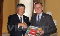 Verstärkung der Zusammenarbeit zwischen Vietnam und Deutschland