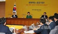 Südkorea ruft zur nationalen Solidarität für Denuklearisierung auf Korea-Halbinsel auf