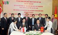 Vietnam und Singapur verstärken Zusammenarbeit und Volksaustausch