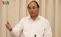 Ho Chi Minh Stadt soll eine Perle, die im Ostmeer leuchtet, sein