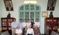 Besuch zum 30. Todestag von KPV-Generalsekretär Le Duan