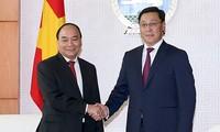 Hochrangiges Gespräch zwischen Vietnam und der Mongolei