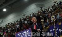 US-Präsidentschaftswahl: Umfrage sieht Trump vor Clinton
