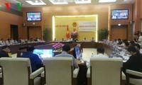 3. Sitzung des Justizausschusses des vietnamesischen Parlaments