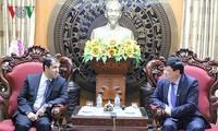 VOV-Intendant trifft den aserbaidschanischen Botschafter in Vietnam