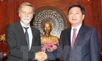 Ho Chi Minh Stadt will die Zusammenarbeit mit italienischen Unternehmen verstärken