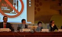 Internationales Seminar zum Thema Menschenhandel in Genf