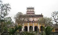 Nam Dinh, die Heimat mit vielen Kulturwerten
