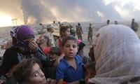 Hindernisse bei Offensive zur Rückeroberung der nordirakischen Stadt Mossul
