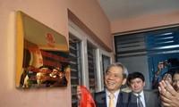 Eröffnung des vietnamesischen Konsulats in Nepal