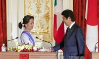 Japan verspricht Hilfe von mehr als 7,7 Milliarden US-Dollar für Myanmar