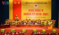 5. Landeskonferenz des vietnamesischen Seniorenverbands