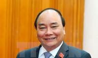 Der Premierminister nimmt am Gipfel Kambodschas, Laos, Vietnams an